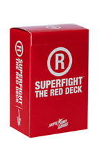 Image: Superfight Deck - Red  - Image Comics