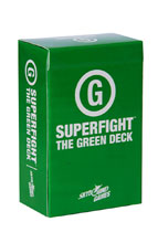 Image: Superfight Deck - Green  - Image Comics