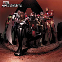 Image: All-New, All-Different Avengers #1 (variant cover - Cheung Hip Hop) - Marvel Comics