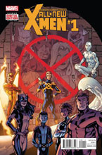 Image: All-New X-Men #1 - Marvel Comics