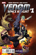 Image: Venom: Space Knight #1 - Marvel Comics