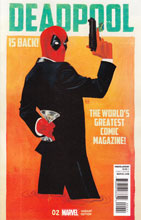 Image: Deadpool #2 (Wada variant cover - 00241) - Marvel Comics
