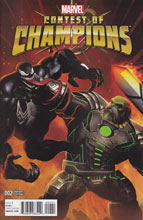Image: Contest of Champions #2 (Contest of Champions Game variant cover - 00241) - Marvel Comics