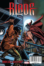 Image: Blade: Undead by Daylight #1 - Marvel Comics