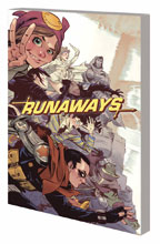 Image: Runaways: Battleworld SC  - Marvel Comics