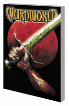 Image: Weirdworld Vol. 00: Warzones! SC  - Marvel Comics