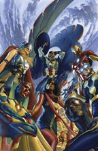 Image: All-New, All-Different Avengers #1 by Ross Poster  - Marvel Comics