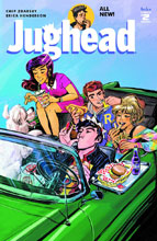 Image: Jughead Vol. 03 #2 (cover B - Fish) - Archie Comic Publications