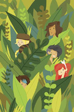 Image: Lumberjanes #20 (variant incentive cover - May) (20-copy) 20 Copy Incv - Boom! Studios