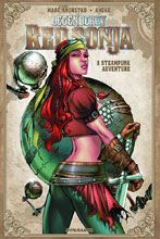 Image: Legenderry: Red Sonja SC  - Dynamite