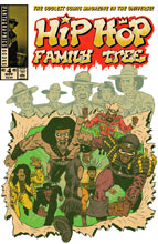 Image: Hip Hop Family Tree #4 - Fantagraphics Books