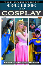 Image: Overstreet Guide Vol. 05: Guide to Cosplay SC  (cover B) - Gemstone Publishing