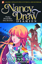 Image: Nancy Drew Diaries Vol. 06 SC  - Papercutz