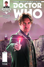Image: Doctor Who: The 8th Doctor #2 (cover B - subscription photo) - Titan Comics