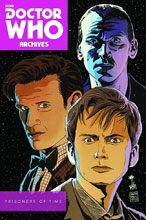 Image: Doctor Who: Prisoners of Time SC  - Titan Comics