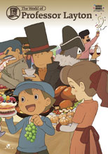 Image: World of Professor Layton SC  - Udon Entertainment Inc
