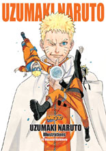 Image: Uzumaki Naruto: Illustrations Artbook 3 SC  - Viz Media LLC