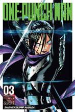 Image: One-Punch Man Vol. 03 SC  - Viz Media LLC