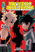 Image: My Hero Academia Vol. 02 GN  - Viz Media LLC