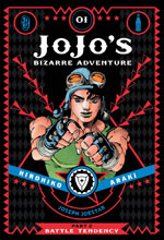 Image: JoJo's Bizarre Adventure Part Two: Battle Tendency Vol. 01 HC  - Viz Media LLC