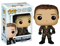 Image: Pop! Once Upon a Time Vinyl Figure: Prince Charming  -