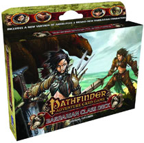 Image: Pathfinder ACG: Barbarian Class Deck  -