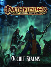 Image: Pathfinder Campaign Setting: Occult Realms  -