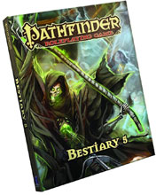 Image: Pathfinder Roleplaying Game Bestiary 5  -