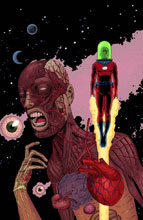 Image: Black Hammer #5 (Ormston cover)  [2016] - Dark Horse Comics