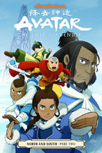 Image: Nickelodeon Avatar: The Last Airbender Vol. 14 -: North and South Part 02 SC  - Dark Horse Comics