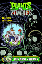 Image: Plants vs. Zombies: Boom Boom Mushroom HC  - Dark Horse Comics