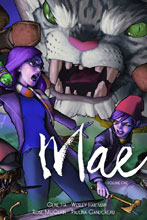 Image: Mae Vol. 01 SC  - Dark Horse Comics