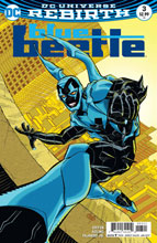 Image: Blue Beetle [2017] #3 (variant cover - Cully Hamner) - DC Comics