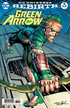 Image: Green Arrow #10 (variant cover - Neal Adams) - DC Comics