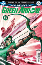 Image: Green Arrow #11 - DC Comics