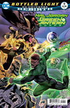 Image: Hal Jordan & the Green Lantern Corps #9 - DC Comics