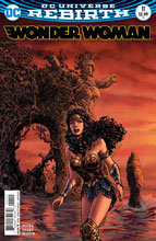 Image: Wonder Woman #11 - DC Comics