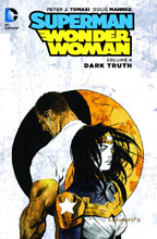 Image: Superman / Wonder Woman Vol. 04: Dark Truth SC  - DC Comics