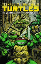 Image: Teenage Mutant Ninja Turtles: The Ultimate Comic Art Poster Book SC  - IDW Publishing
