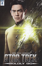 Image: Star Trek: Boldly Go #2 (Photo incentive cover - 00241) (10-copy) - IDW Publishing