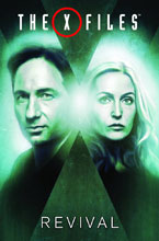 Image: X-Files  (2016) Vol. 01: Revival SC - IDW Publishing