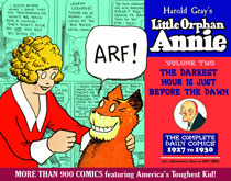Image: Complete Little Orphan Annie Vol. 02: Daily and Sunday Comics 1927-1929 HC  - IDW Publishing