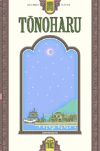 Image: Tonoharu Part Three HC  - IDW - Top Shelf