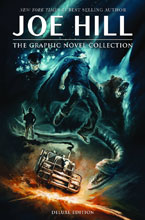 Image: Joe Hill: The Graphic Novel Collection HC  - IDW Publishing