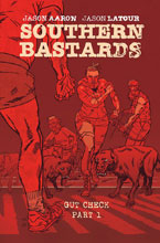 Image: Southern Bastards #15 (cover A)  [2016] - Image Comics