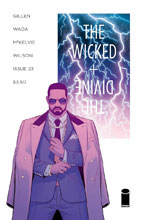 Image: Wicked + The Divine #23 (cover A)  [2016] - Image Comics