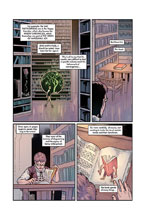 Image: One Week in the Library SC  - Image Comics