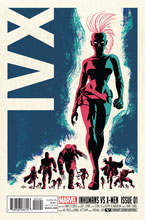 Image: IvX #1 (Michael Cho variant cover)  [2016] - Marvel Comics