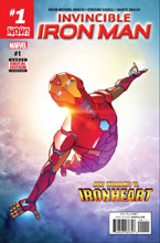 Image: Invincible Iron Man #1 - Marvel Comics