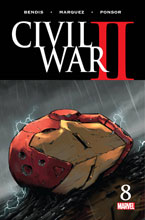 Image: Civil War II #8  [2016] - Marvel Comics